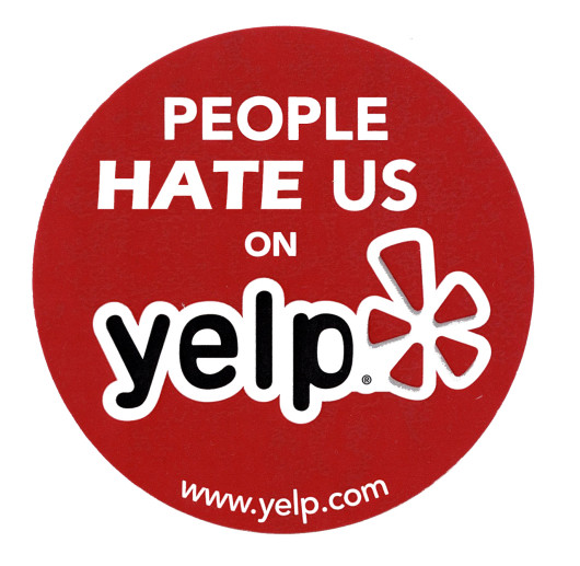 Yelp Haters